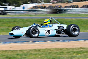 1968 Brabham F2 - BT23C/2 - 1 of 2 - FRESH and ready! For Sale (picture 2 of 2)