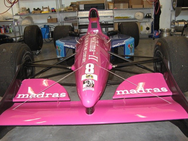 1992 Formula One Brabham BT60 For Sale (picture 1 of 6)