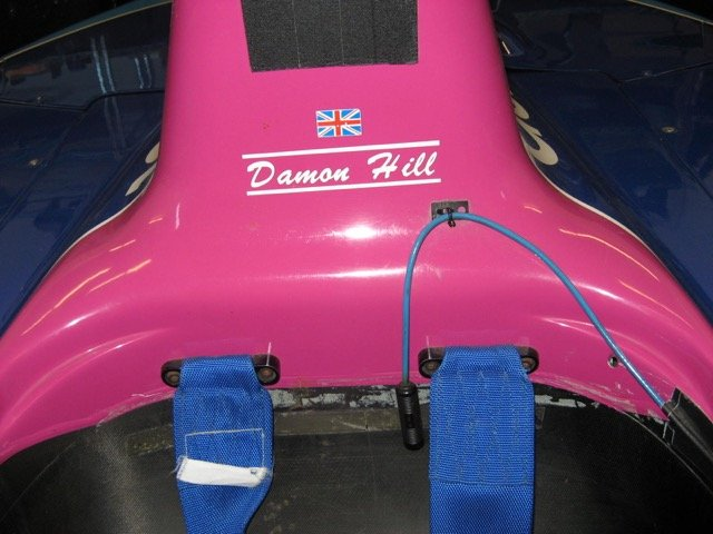1992 Formula One Brabham BT60 For Sale (picture 4 of 6)