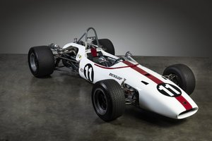 1965 BRABHAM BT16 CLIMAX - Ex John Coombes Racing For Sale by Auction