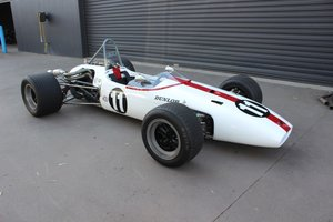 Brabham BT16 Ex Graham Hill