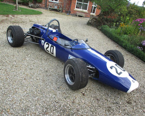 1965 Brabham BT14 with 1498cc Ford Twin Cam