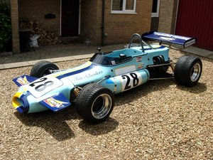 Brabham BT36 Formula 2