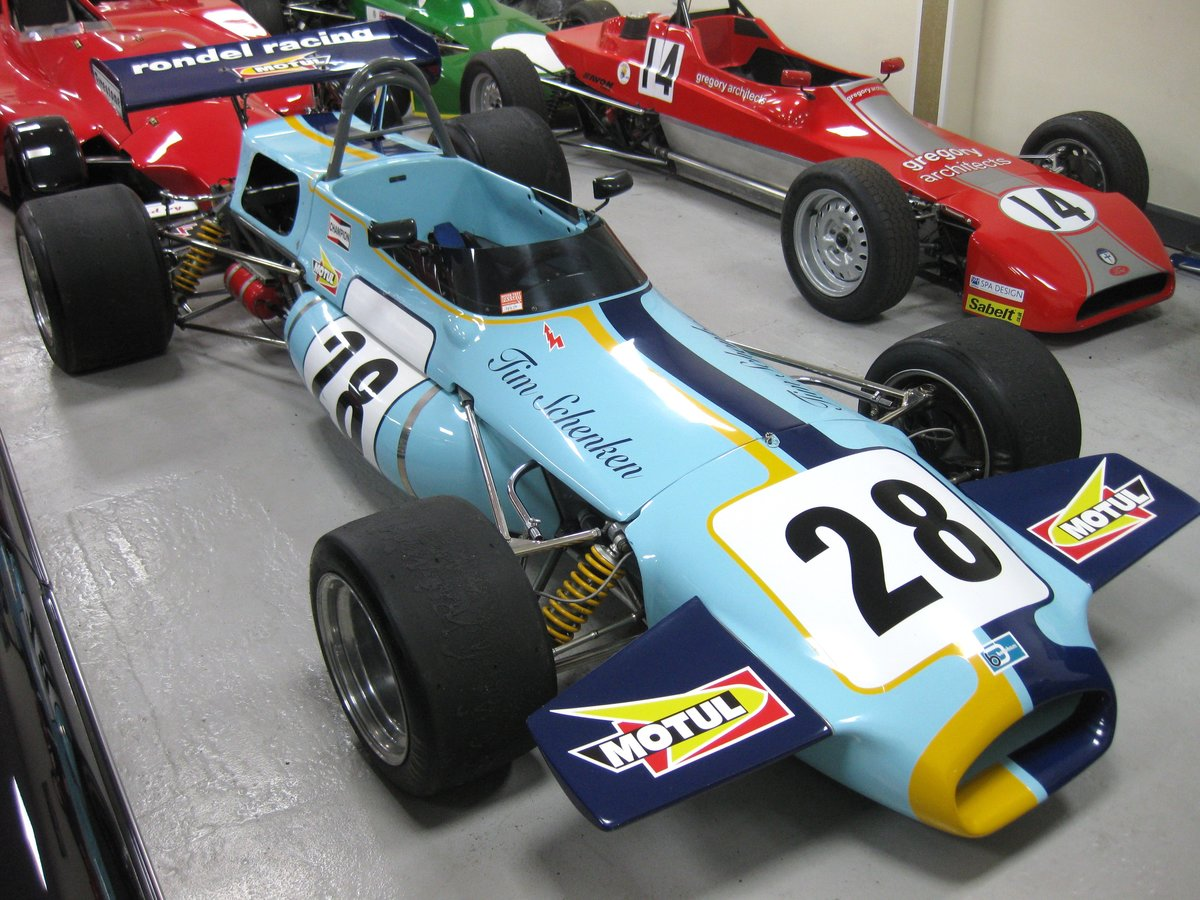 1971 Brabham BT36 Formula 2 For Sale (picture 1 of 6)