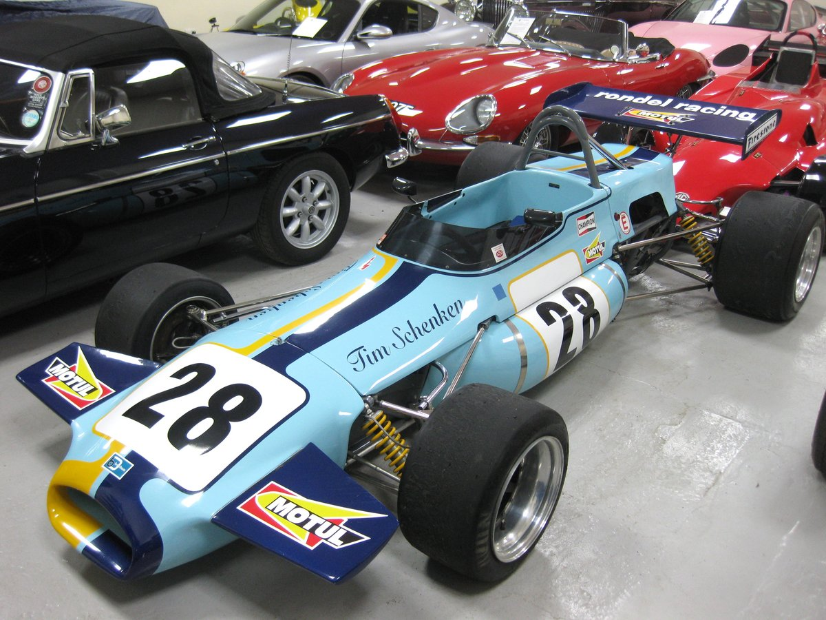 1971 Brabham BT36 Formula 2 For Sale (picture 2 of 6)