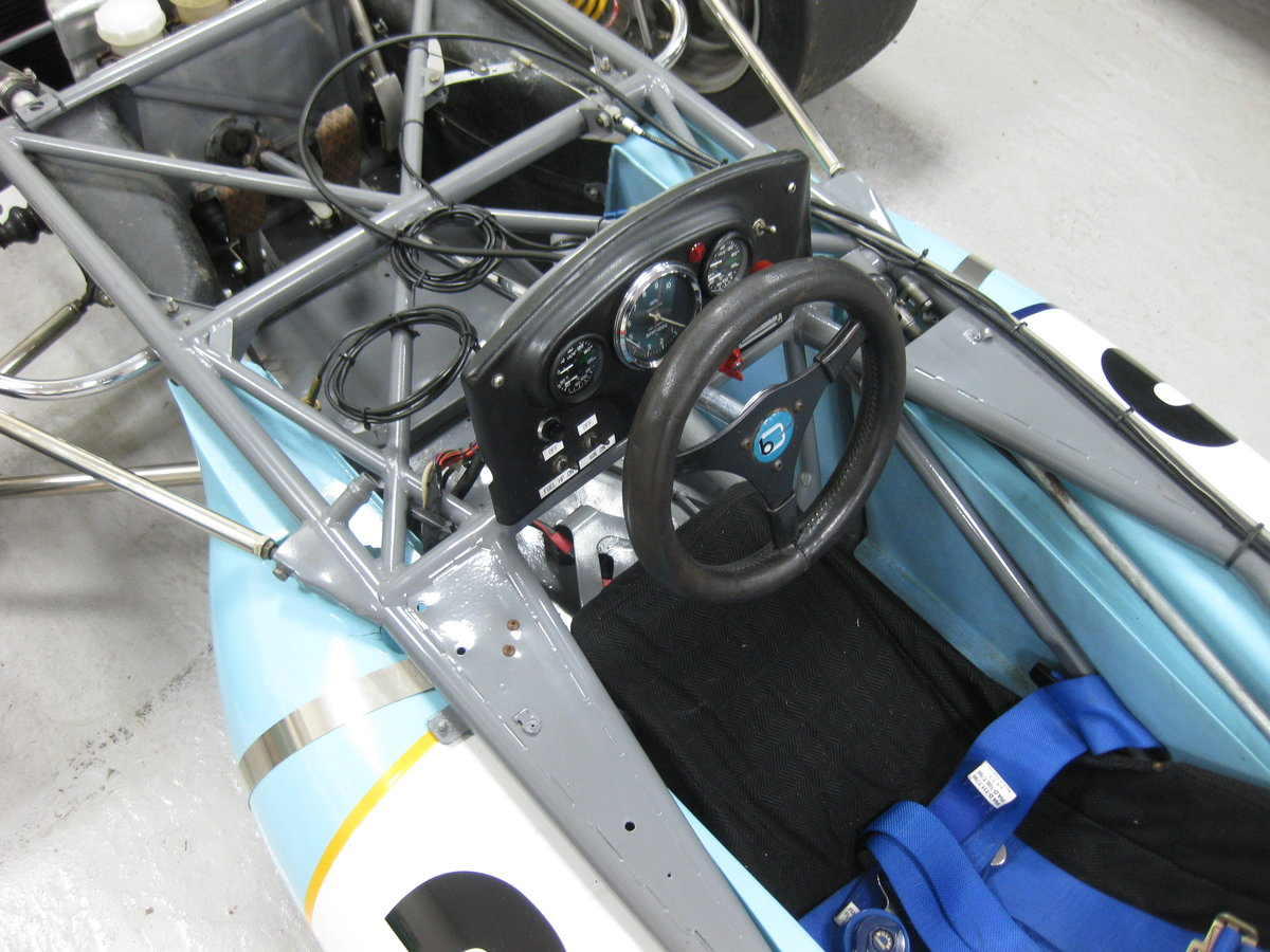 1971 Brabham BT36 Formula 2 For Sale (picture 3 of 6)