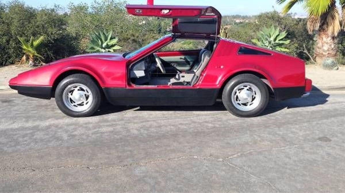 1975 Bricklin SV1 Coupe For Sale (picture 1 of 6)