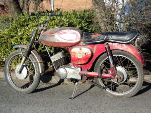 1969 Bridgestone  BS100 Parts bike