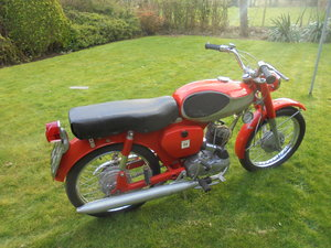 Bridgestone 90cc sport very rare bike