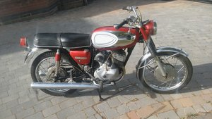 1967 Bridgestone 175 Dual Twin, unrestored running