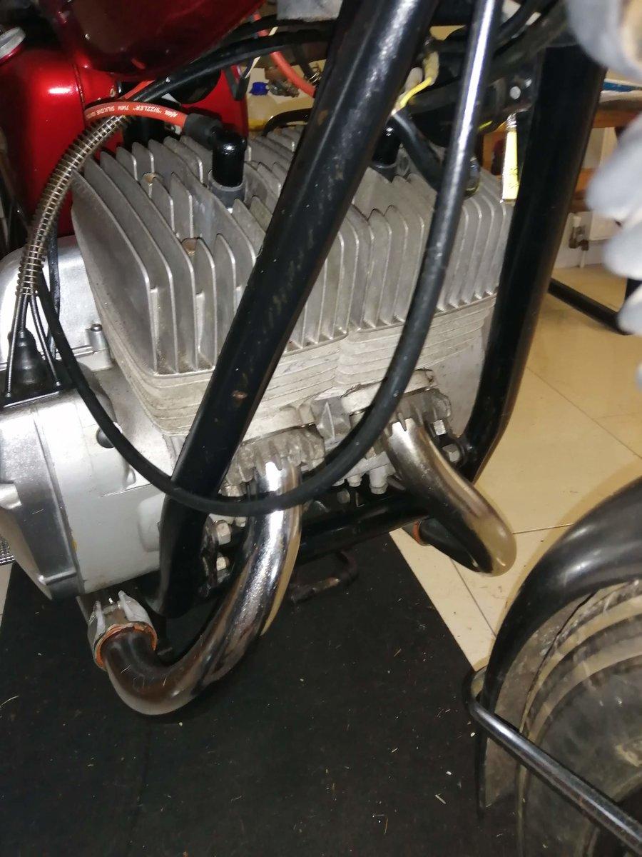 1969 Original Bridgestone gtr 350cc For Sale (picture 3 of 6)