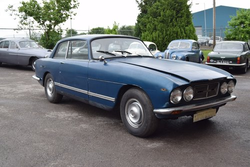 1973 Bristol 411 Series 4 SOLD (picture 1 of 6)