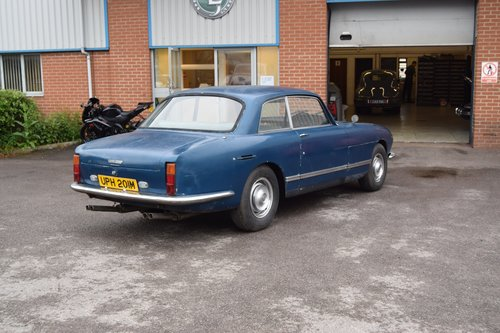 1973 Bristol 411 Series 4 SOLD (picture 2 of 6)