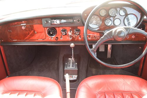 1968 Bristol 410 SOLD (picture 5 of 6)