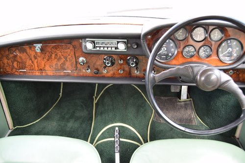 1961 Bristol 407 For Sale (picture 5 of 6)