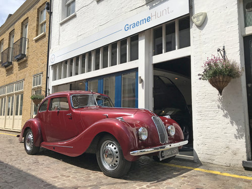1949 Bristol 400 - immaculate condition SOLD (picture 1 of 6)