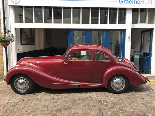 1949 Bristol 400 - immaculate condition SOLD (picture 4 of 6)