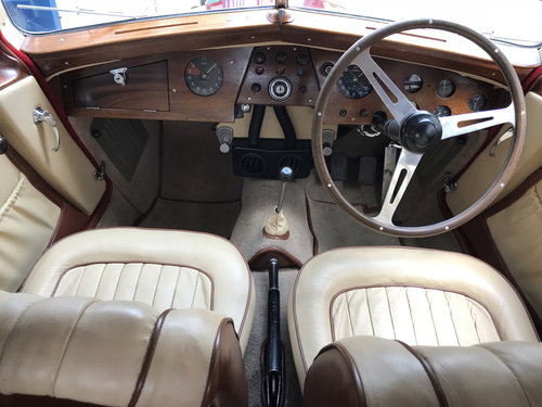 1949 Bristol 400 - immaculate condition SOLD (picture 6 of 6)