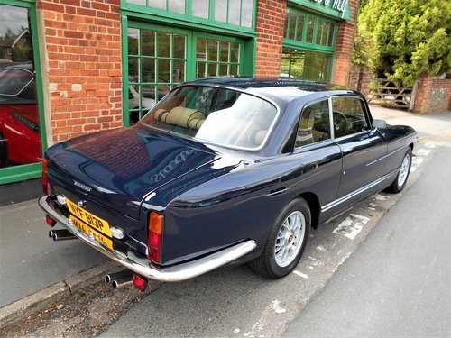 1976 Bristol 411 Coupe Series 5  For Sale (picture 4 of 6)