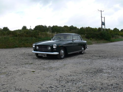 1967 Bristol 409 SOLD (picture 4 of 6)