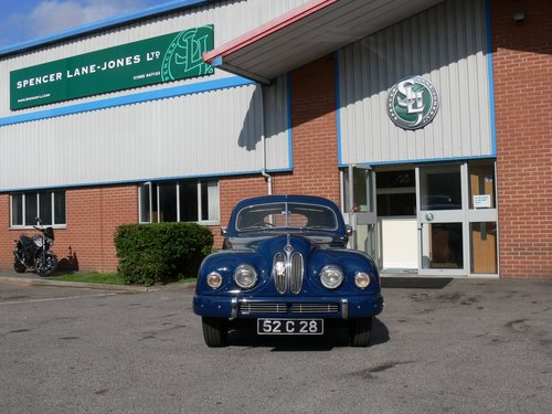 1952 Bristol 401 For Sale (picture 3 of 5)