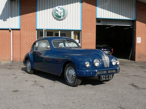 1952 Bristol 401 For Sale (picture 4 of 5)