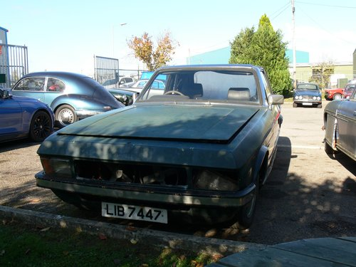 1978 Bristol 412 Restoration Project SOLD (picture 1 of 4)