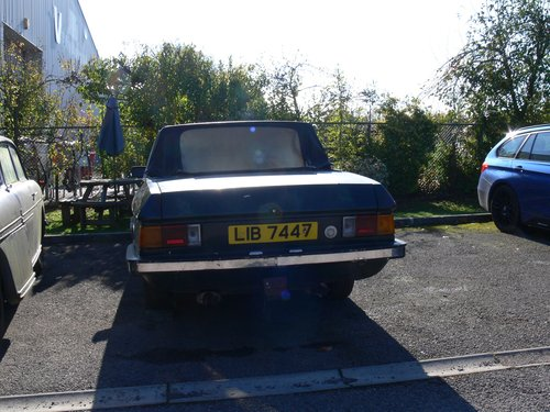 1978 Bristol 412 Restoration Project SOLD (picture 3 of 4)