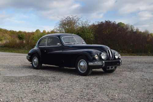 1953 Bristol 403 SOLD (picture 1 of 6)