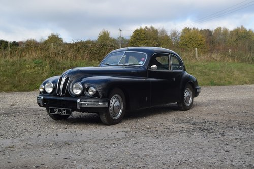 1953 Bristol 403 SOLD (picture 4 of 6)