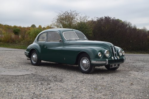 1951 green Bristol 401  For Sale (picture 1 of 6)