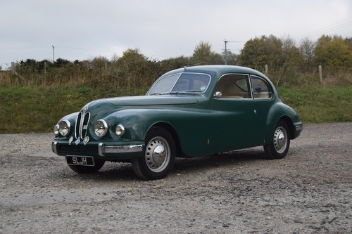 1951 green Bristol 401  For Sale (picture 3 of 6)