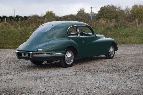 1951 green Bristol 401  For Sale (picture 4 of 6)