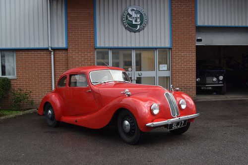 1949 Bristol 400 Red  For Sale (picture 1 of 6)