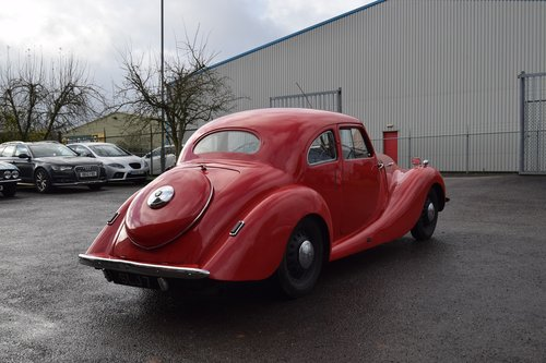 1949 Bristol 400 Red  For Sale (picture 6 of 6)