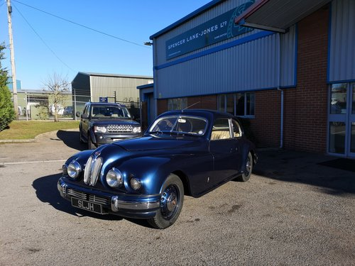 1949 Bristol 401  For Sale (picture 1 of 6)
