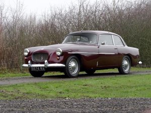 1961 Bristol 406 For Sale by Auction