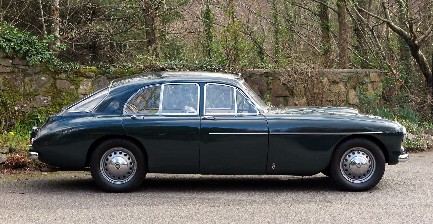 1955 Bristol 405 Four Door Saloon For Sale (picture 3 of 6)