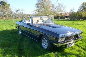 1984 Blue Bristol Beaufort  For Sale