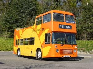 1980 Bristol VR Open-top bus