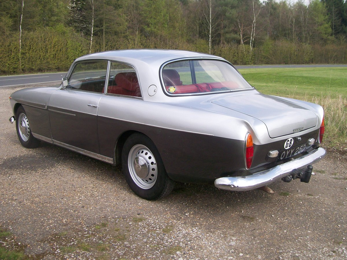 BRISTOL 409 - 1966(D) For Sale (picture 4 of 6)