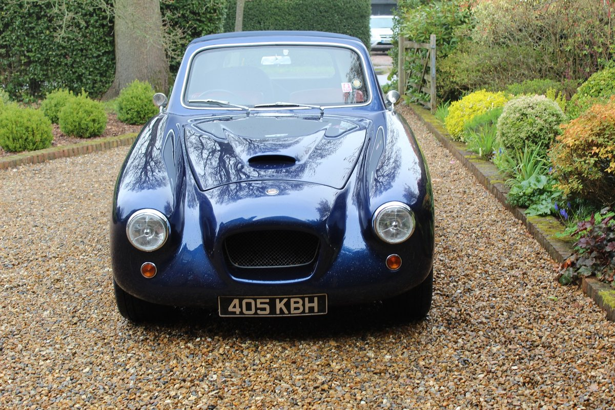 2013 Blue Bristol Drop-head Coupe Special  For Sale (picture 2 of 6)
