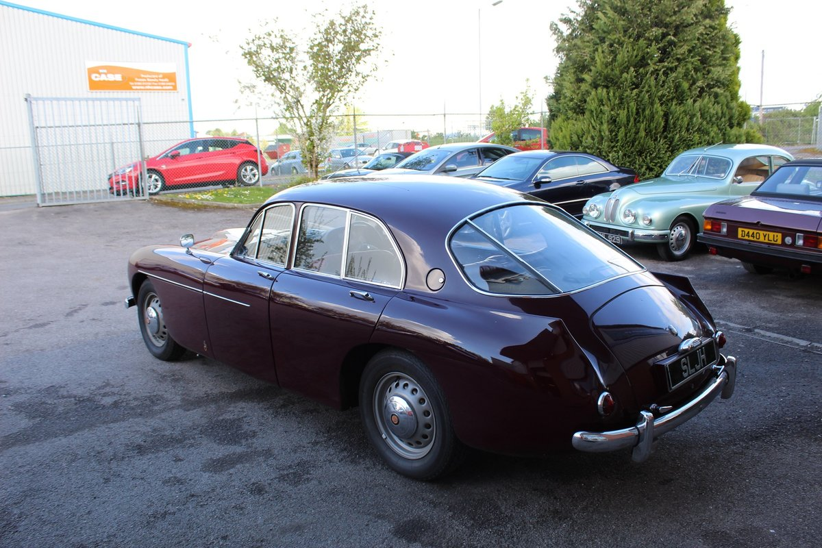 1955 Red Bristol 405  For Sale (picture 3 of 6)