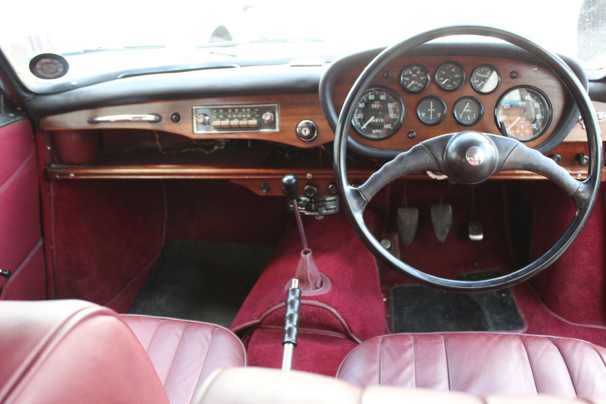 1955 Red Bristol 405  For Sale (picture 5 of 6)