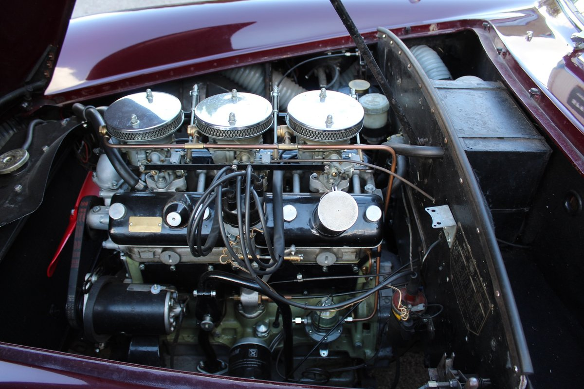 1955 Red Bristol 405  For Sale (picture 6 of 6)