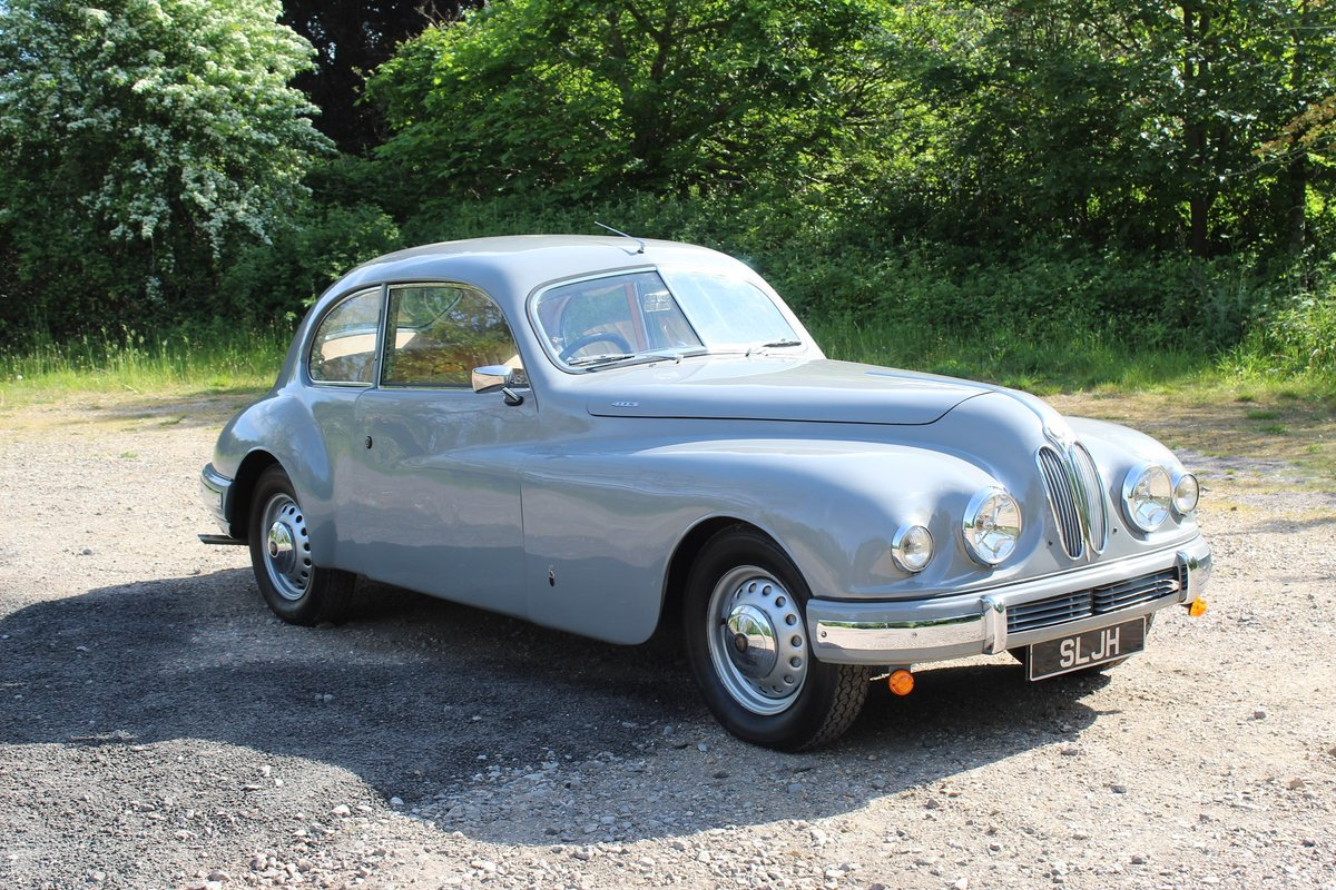 1953 Bristol 403 Grey  For Sale (picture 1 of 6)