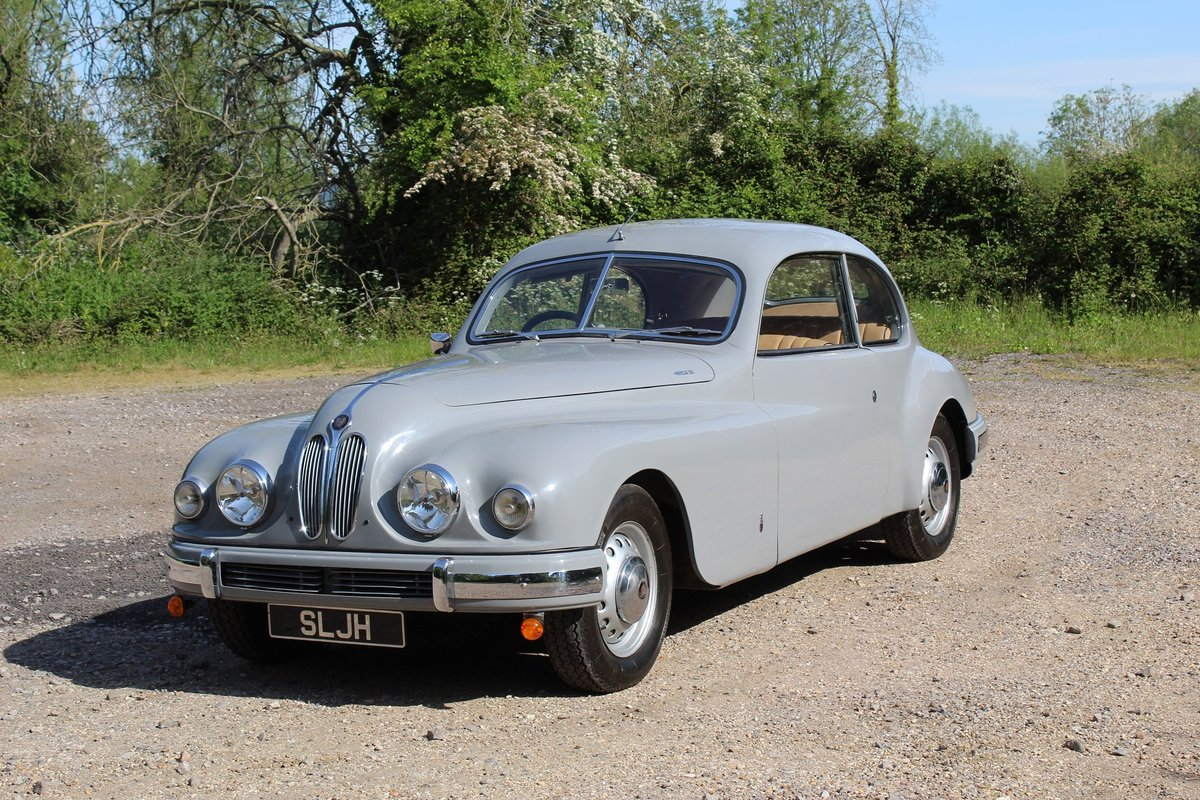 1953 Bristol 403 Grey  For Sale (picture 2 of 6)