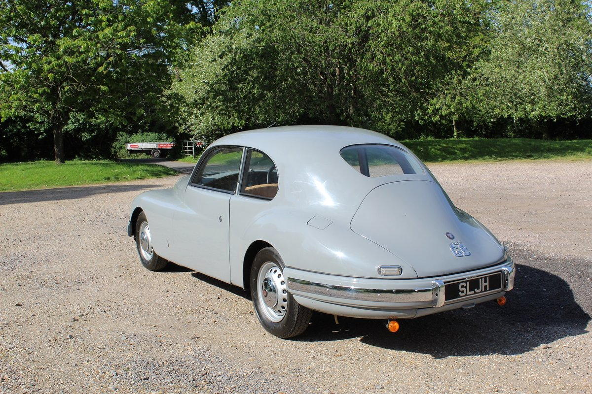 1953 Bristol 403 Grey  For Sale (picture 3 of 6)