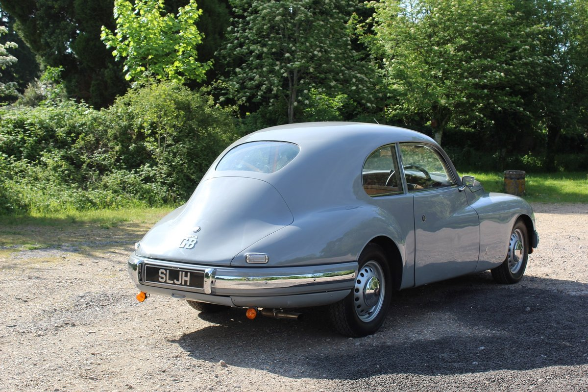 1953 Bristol 403 Grey  For Sale (picture 4 of 6)