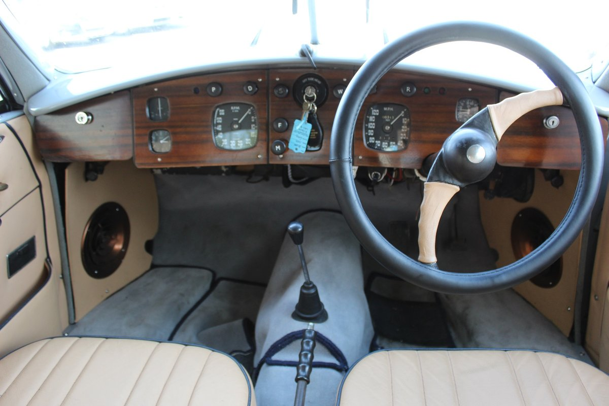 1953 Bristol 403 Grey  For Sale (picture 5 of 6)
